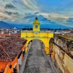 El Arco de Santa Catalina en La Antigua Guatemala foto por Carlos Lopez Ayerdi 150x150 - Galeria de Fotos de Guatemala por Carlos Lopez Ayerdi
