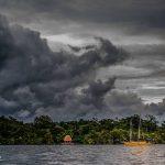 Tormenta en Rio Dulce foto por Dany Lopez 150x150 - Galeria de Fotos de Guatemala por Dany Lopez