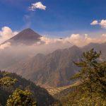 Vista desde el mirador de Zunil. camino a las aguas Georginas Quetzaltenango foto por Dany Lopez 150x150 - Galeria de Fotos de Guatemala por Dany Lopez