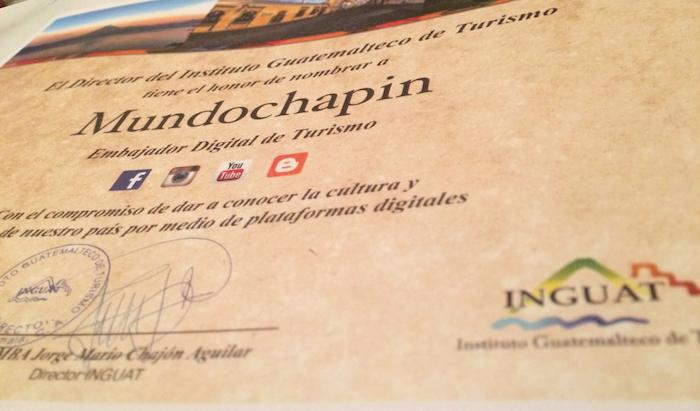 diploma embajador digital 1