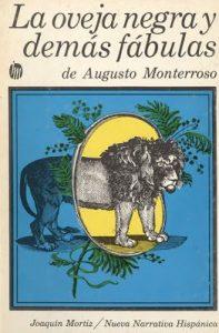 libro la oveja negra y demas fabulas 2 197x300 - Resumen del libro La Oveja Negra y demás Fábulas por Augusto Monterroso