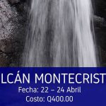 Evento – Rappel, Campamento y nueva Cumbre en volcán Montecristo