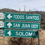 3 caminos cerca de todos santos cuchumatan 150x150 - Guía Turística -  Sendero Ecológico La Maceta