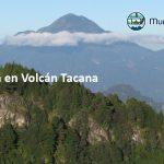 Evento – Acampada en volcán Tacana