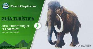 """Guía Turística – Sitio Paleontológico """"El Mamut"""""""
