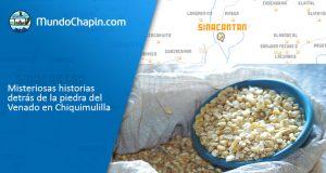 Misteriosas historias detrás de la piedra del Venado en Chiquimulilla