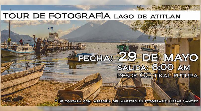 Evento – Tour de fotografía Lago de Atitlán