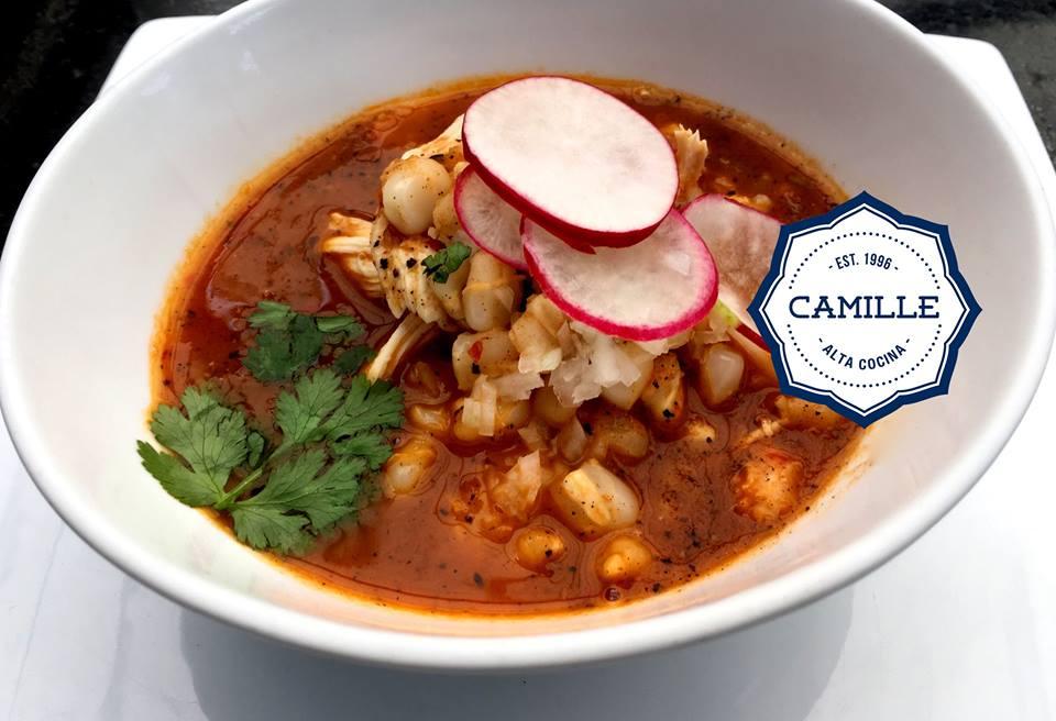 Restaurante Camille Guatemala