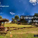 El parque Pino Dulce en Jalapa