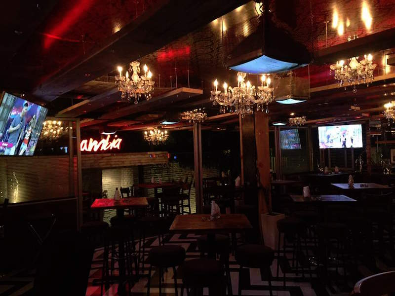 Restaurante Ambia Guatemala