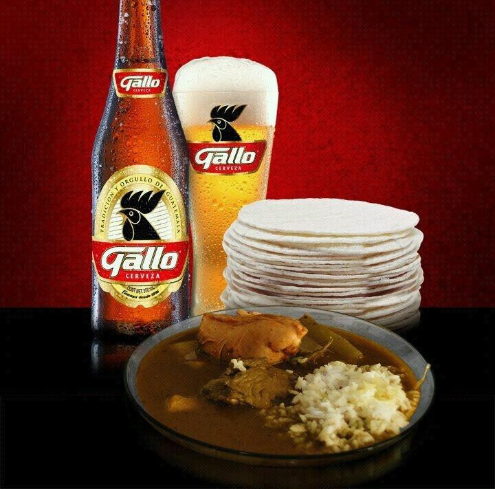 Cerveza Gallo - foto: pinterest