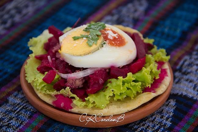 Enchilada - foto: Carlos Cordon