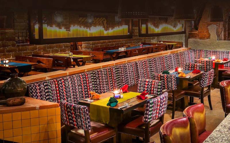 Restaurante Hacienda Real