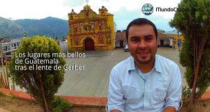 Guatemala trás el lente de Gerber