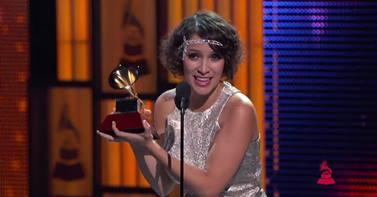 Gaby Moreno Grammy