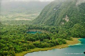 Cenote Ownajab en Huehuetenango - foto: Billy Muñoz