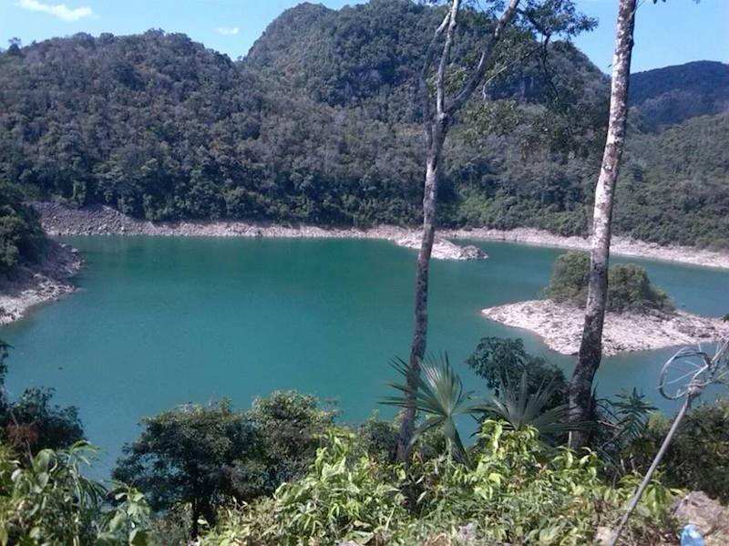 Laguna Sepalau, Chisec, Alta Verapaz - foto: Hernan Gonzalez Estrada