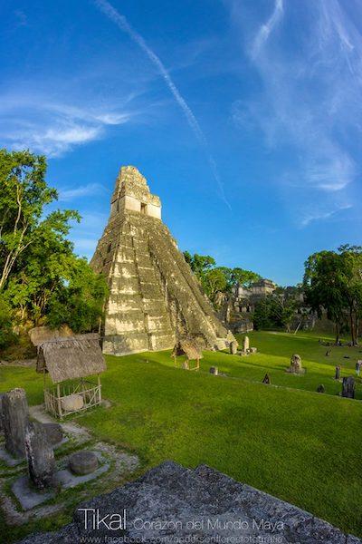 El Gran Jaguar, Tikal - foto: Anderson Flores