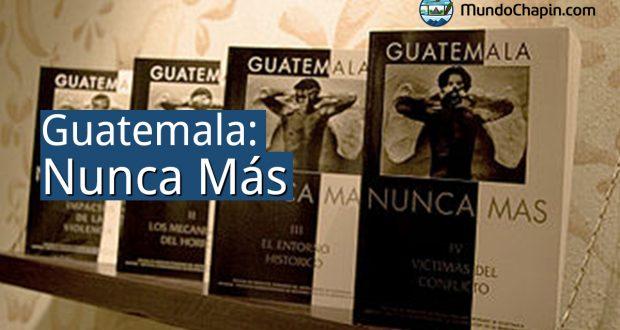 Guatemala: Nunca Más
