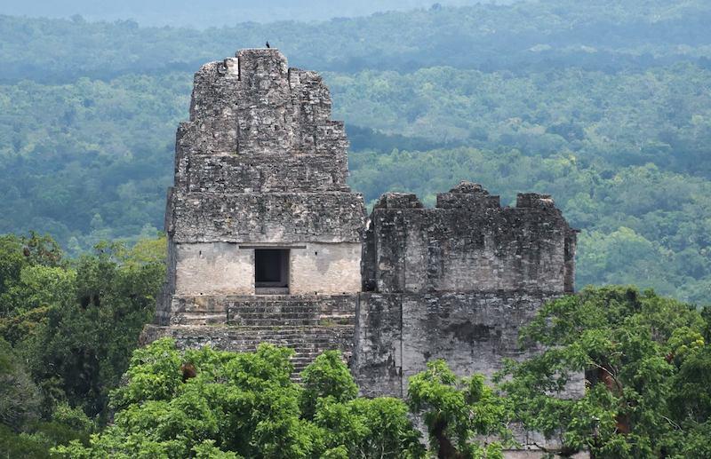 Tikal - foto: Rony Rodriguez