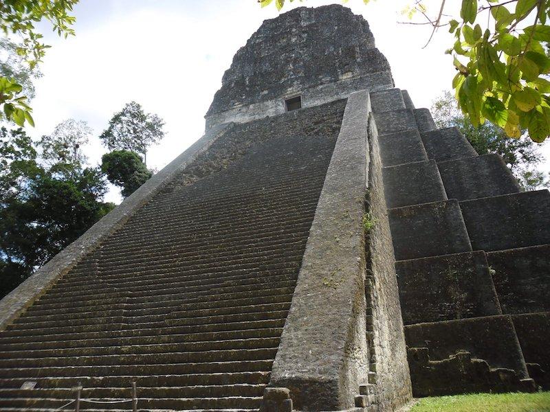 Tikal - Templo V - Javi Gonzalez