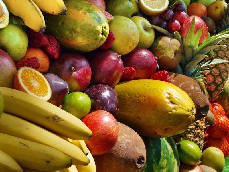 comida las frutas en guatemala foto por vicente pineda - Principales productos de exportación de Guatemala en 2015