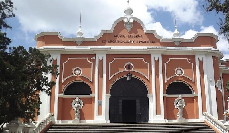 Museo Nacional de Arqueología y Etnología foto: MCD