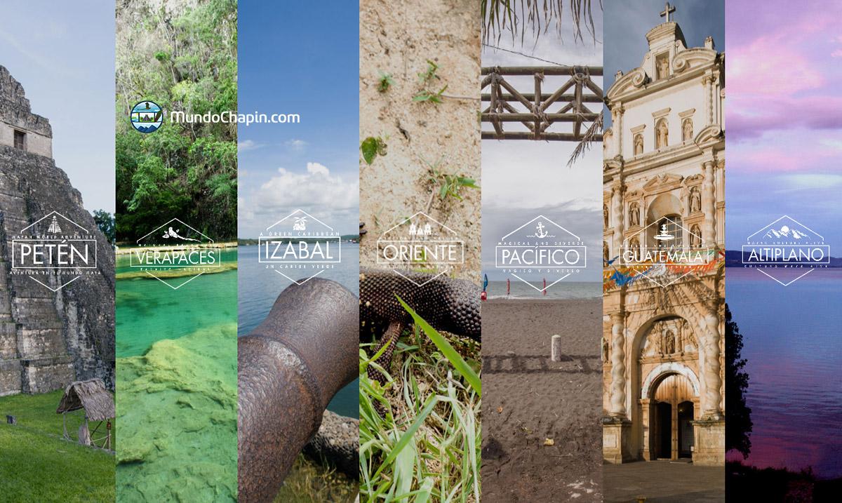 Conoce Guatemala en imágenes 360º