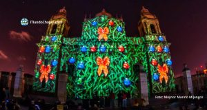 Las Luces de la Catedral Metropolitana