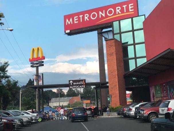 metronorte - Principales Centros Comerciales en el Departamento de Guatemala