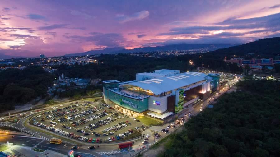 naranjo mall - Principales Centros Comerciales en el Departamento de Guatemala