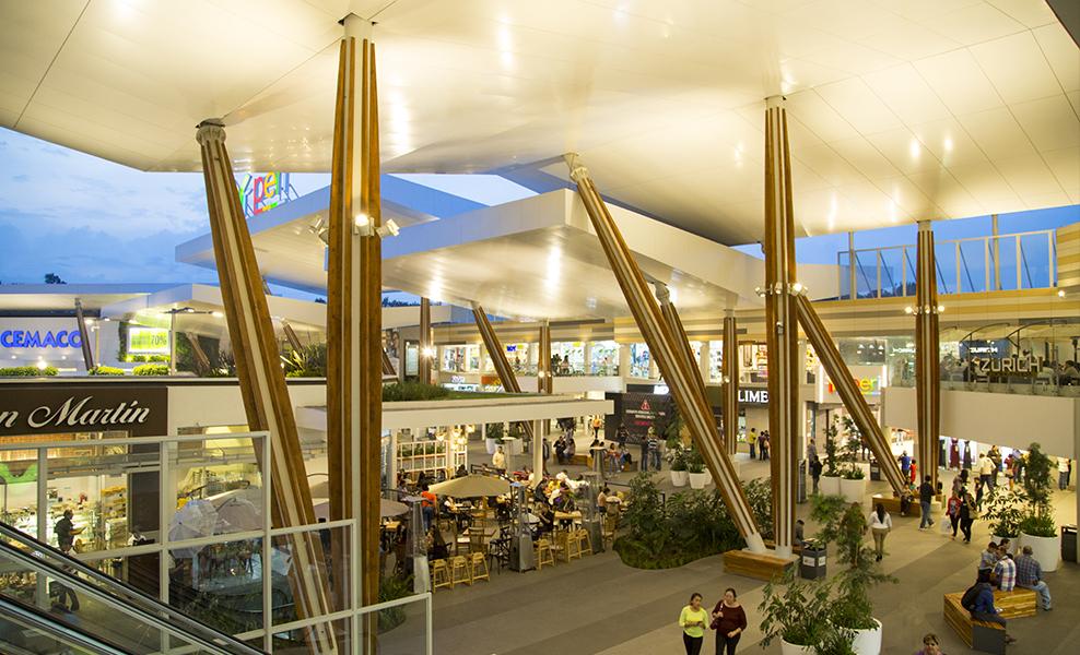peri roosevelt - Principales Centros Comerciales en el Departamento de Guatemala