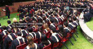 10 Principales Universidades de Guatemala