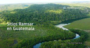 Sitios Ramsar en Guatemala