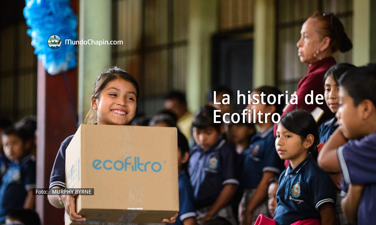 La historia de Ecofiltro