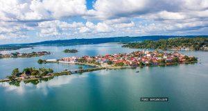 Islas en Guatemala