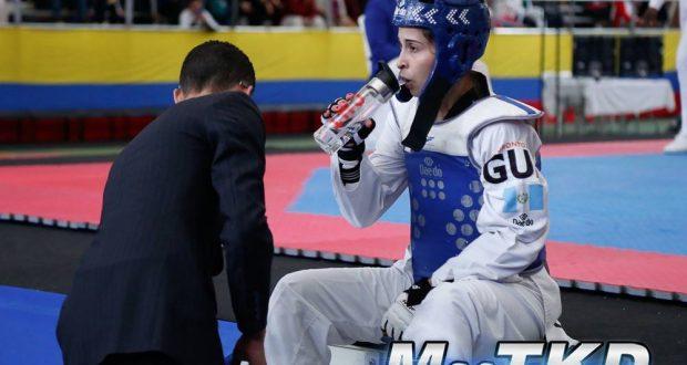 Medallas para Guatemala en Taekwondo