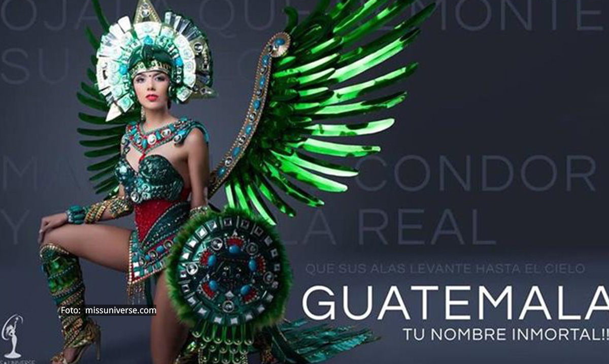 Miss Guatemala debutará como modelo en Los Angeles Fashion Week