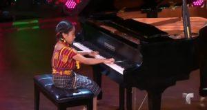 Yahaira se presentó con éxito en programa Siempre niños