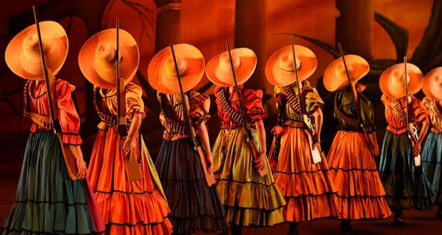 Ballet Folklórico de México en Guatemala