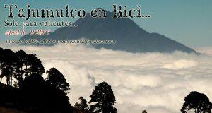 Evento – Tajumulco en bici!