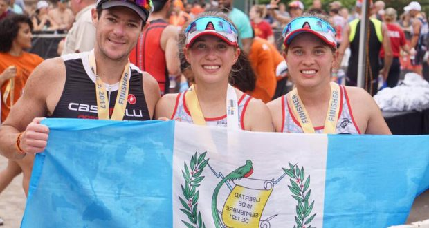 Hermanas Schoenfeld ponen en alto el nombre de Guatemala