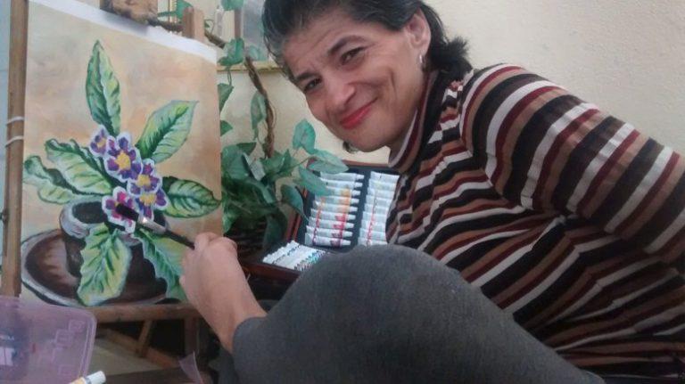 maria eugenia najera 768x431 - María Eugenia Nájera ejemplo para superar adversidades