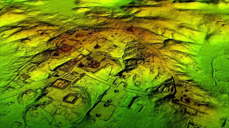 01 lidar maya adapt 945 1 - National Geographic Revela la Megalópolis Maya en Guatemala