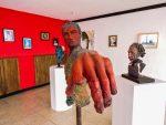 foto 10 150x113 - Juan Carlos Serrano La historia de un escultor Guatemalteco