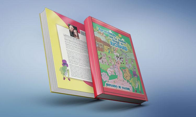 libro de valores mundochapin - Guatemalteca busca promover valores e igualdad de género entre los escolares