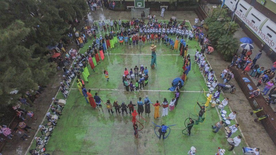 26730967 1701870853207029 5468260642087439523 n - El proyecto que motiva con arte y recreación a jóvenes de Peronia