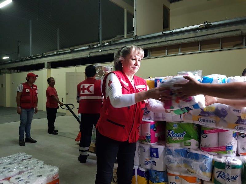 photo 2018 07 30 18 51 47 1 - La primera mujer presidenta en la Cruz Roja Guatemala