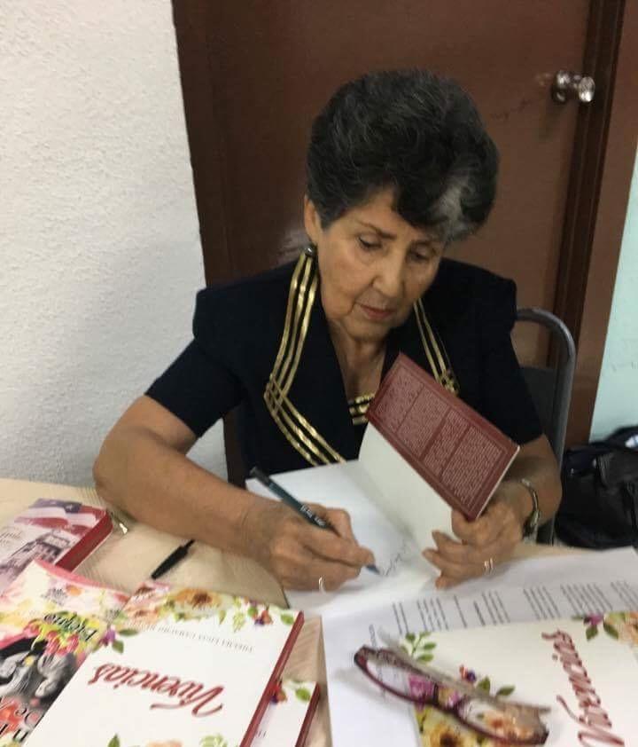 img 8623 1 - La dramaturga y maestra Thelma Ligia Camacho
