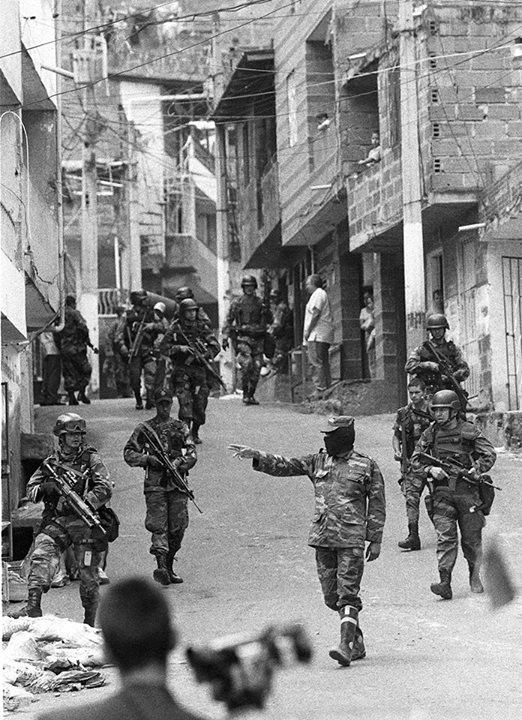 paras - Conflicto Armado Interno, 36 años de Guerra Civil
